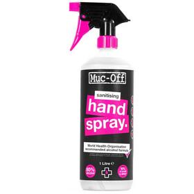 Muc-Off Antibacterial Hand Sanitising Spray 1l